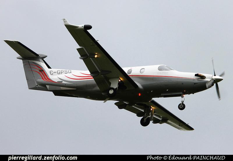 Pierre GILLARD: Chrono Aviation &emdash; 030666