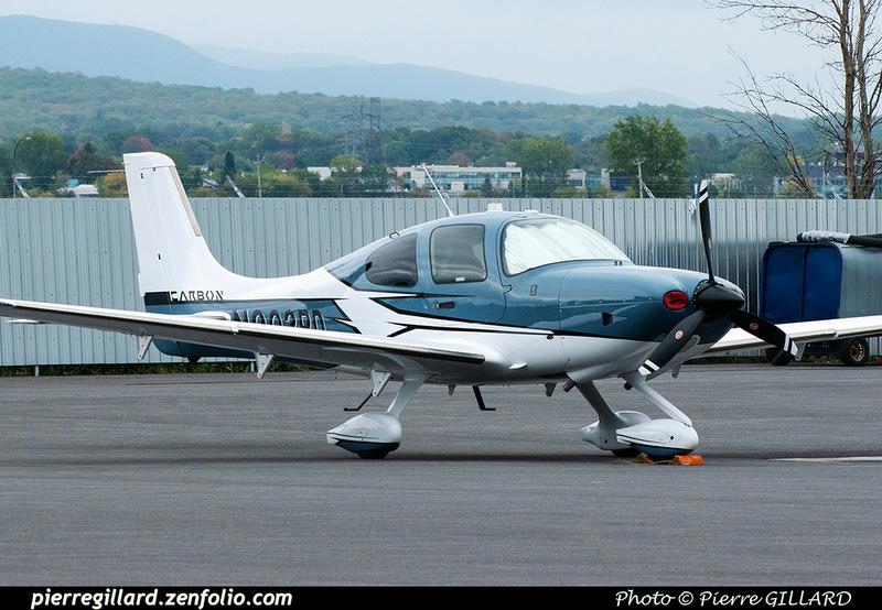 Pierre GILLARD: Private Aircraft - Avions privés : U.S.A. &emdash; 2021-902212