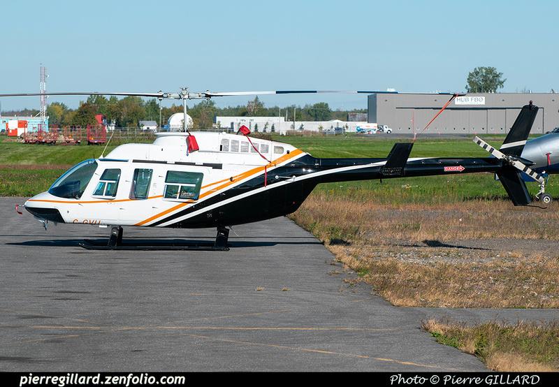 Pierre GILLARD: Canada - Hélicoptères privés - Private Helicopters &emdash; 2021-902241
