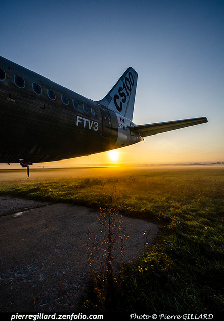 Pierre GILLARD: Airbus A220-100 (Bombardier CSeries CS100) C-GWXJ &emdash; 2021-715018