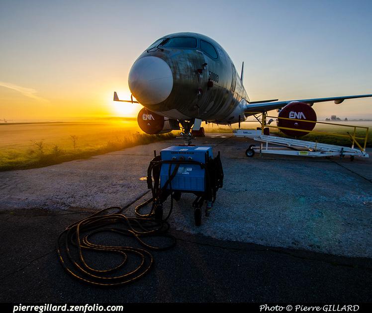 Pierre GILLARD: Airbus A220-100 (Bombardier CSeries CS100) C-GWXJ &emdash; 2021-715012