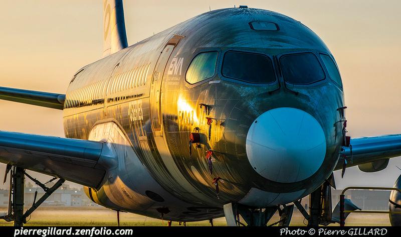 Pierre GILLARD: Airbus A220-100 (Bombardier CSeries CS100) C-GWXJ &emdash; 2021-902310