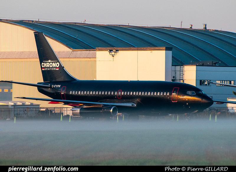 Pierre GILLARD: Chrono Aviation &emdash; 2021-902306