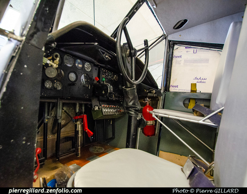 Pierre GILLARD: Canada : Musée de l'aviation de Montréal - Montreal Aviation Museum &emdash; 2021-715037