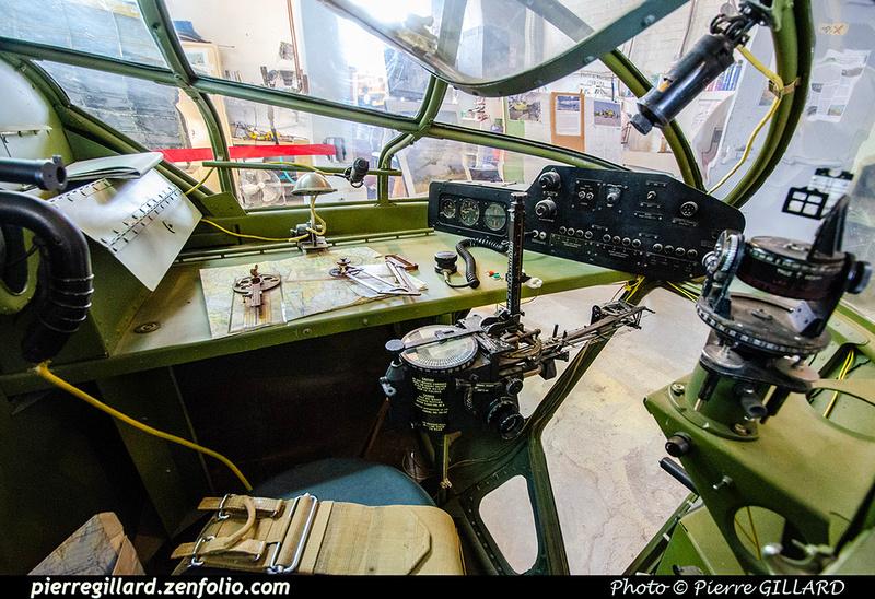 Pierre GILLARD: Canada : Musée de l'aviation de Montréal - Montreal Aviation Museum &emdash; 2021-715072