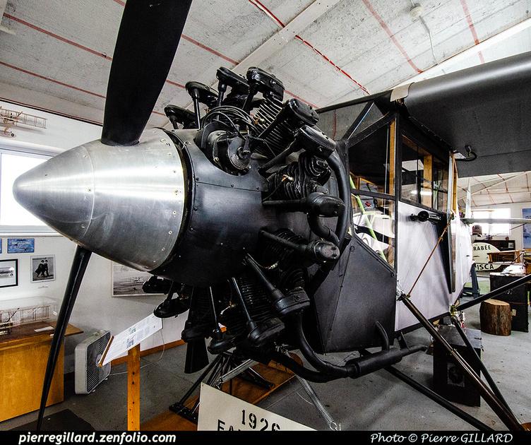 Pierre GILLARD: Canada : Musée de l'aviation de Montréal - Montreal Aviation Museum &emdash; 2021-715064