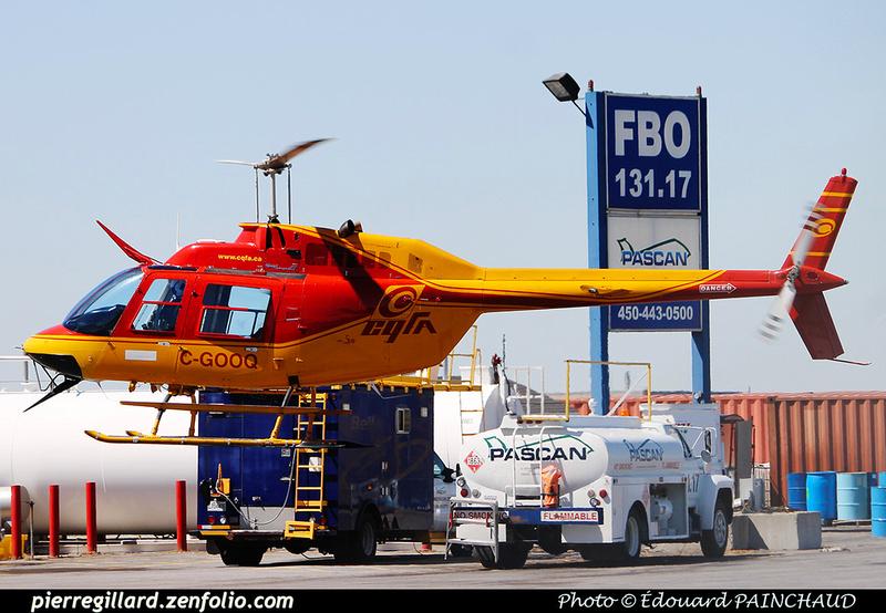 Pierre GILLARD: Canada - CQFA - Centre québécois de formation aéronautique &emdash; 030441