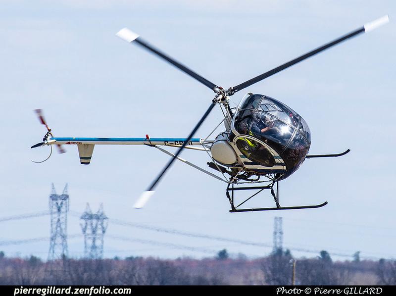 Pierre GILLARD: Canada - Foxair Heliservice-Hélicopro &emdash; 2019-800750