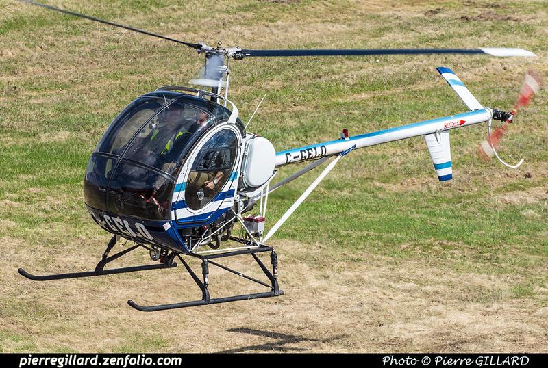 Pierre GILLARD: Canada - Foxair Heliservice-Hélicopro &emdash; 2019-800764