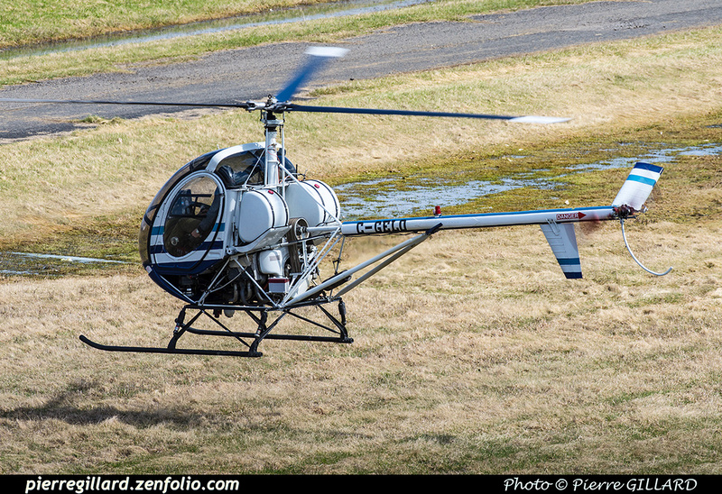 Pierre GILLARD: Canada - Foxair Heliservice-Hélicopro &emdash; 2019-800739