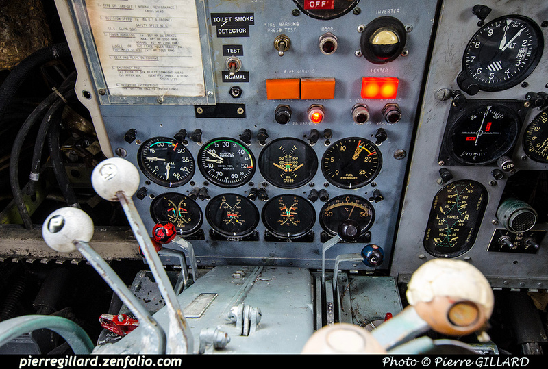 Pierre GILLARD: 2019-04-06 au 2019-06-06 (?) - Plane Savers - Restauration du DC-3 C-FDTD &emdash; 2019-711939