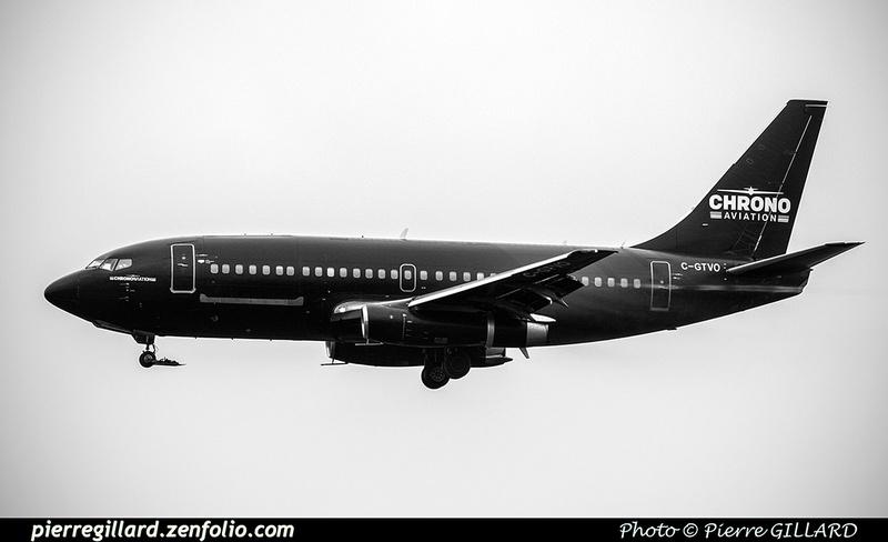 Pierre GILLARD: Chrono Aviation &emdash; 2021-902441