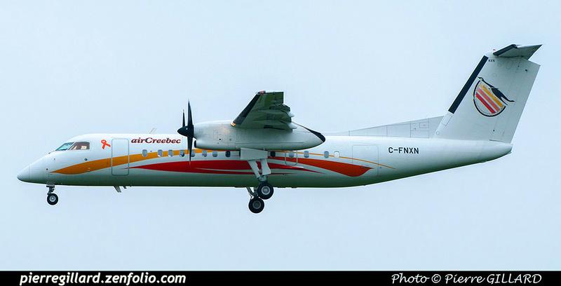 Pierre GILLARD: Air Creebec &emdash; 2021-902434