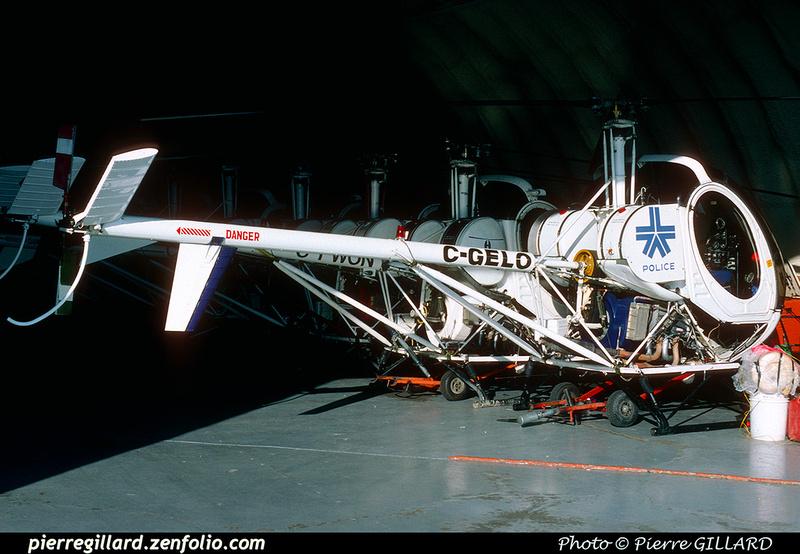 Pierre GILLARD: Canada - Helicraft &emdash; 028140