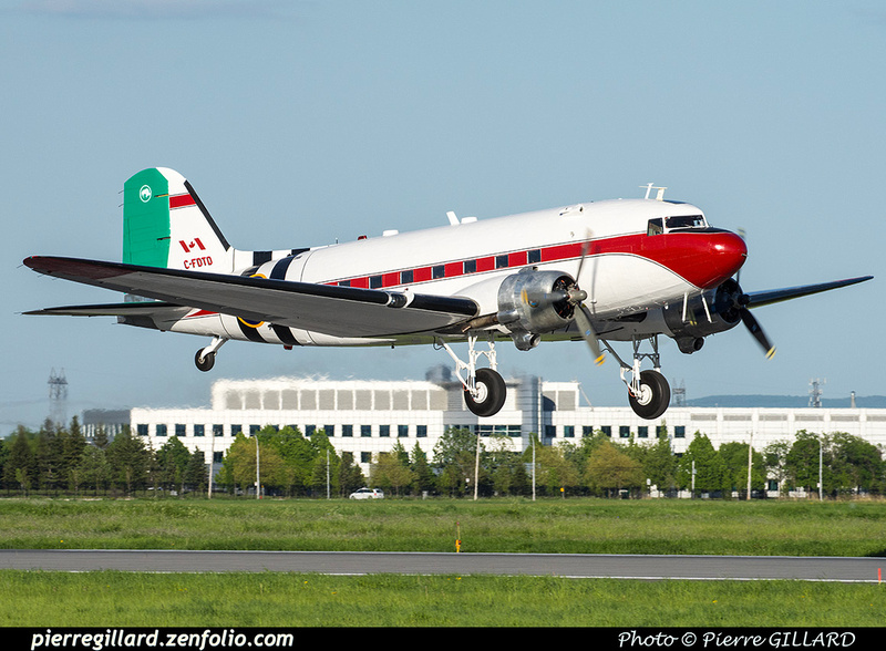 Pierre GILLARD: 2019-04-06 au 2019-06-06 - Plane Savers - Restauration du DC-3 C-FDTD &emdash; 2019-801675