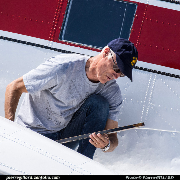 Pierre GILLARD: 2019-04-06 au 2019-06-06 - Plane Savers - Restauration du DC-3 C-FDTD &emdash; 2019-801487