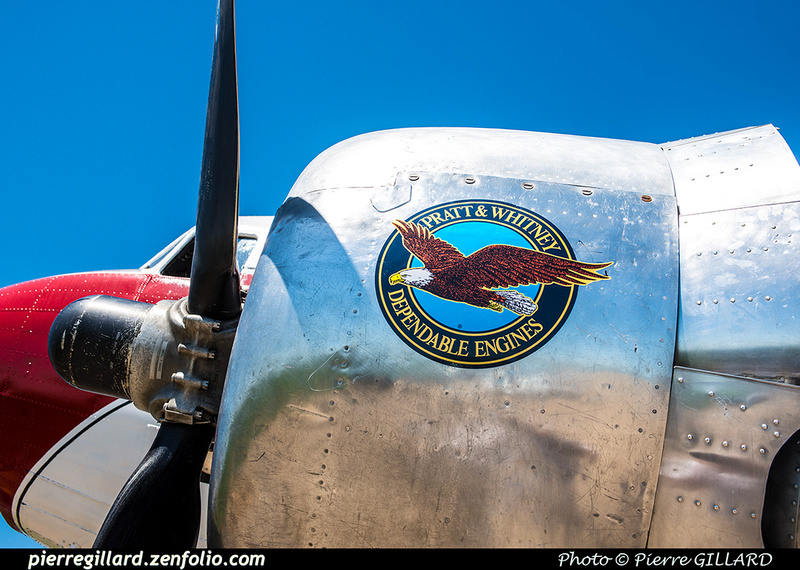 Pierre GILLARD: 2019-04-06 au 2019-06-06 - Plane Savers - Restauration du DC-3 C-FDTD &emdash; 2019-622345