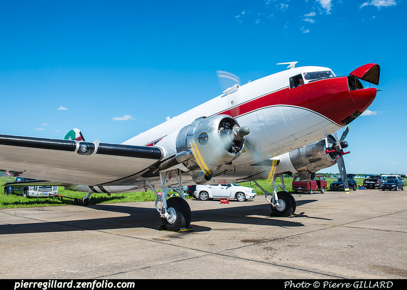 Pierre GILLARD: 2019-04-06 au 2019-06-06 - Plane Savers - Restauration du DC-3 C-FDTD &emdash; 2019-622371