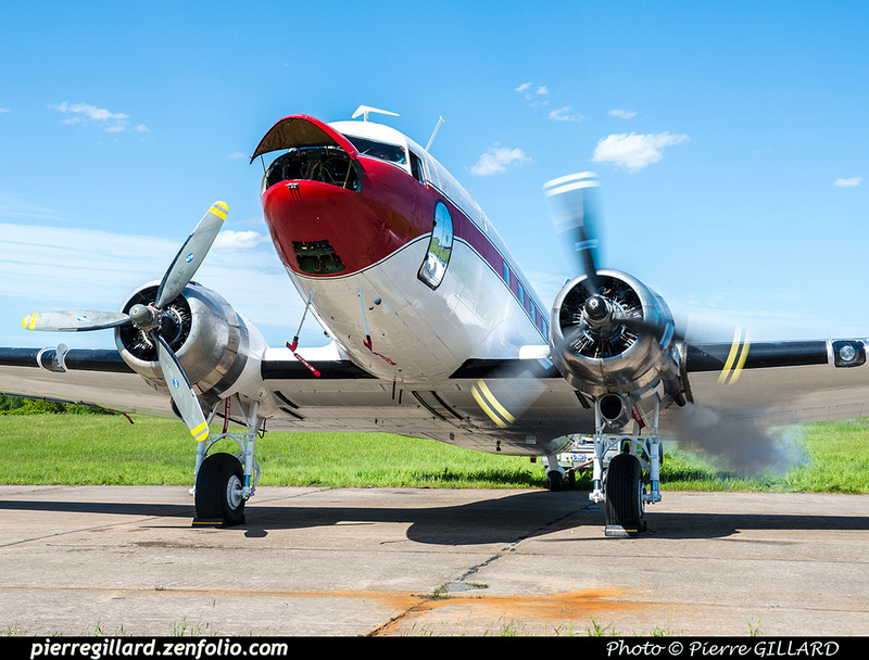 Pierre GILLARD: 2019-04-06 au 2019-06-06 - Plane Savers - Restauration du DC-3 C-FDTD &emdash; 2019-622378