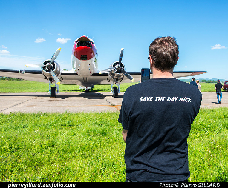 Pierre GILLARD: 2019-04-06 au 2019-06-06 - Plane Savers - Restauration du DC-3 C-FDTD &emdash; 2019-622377