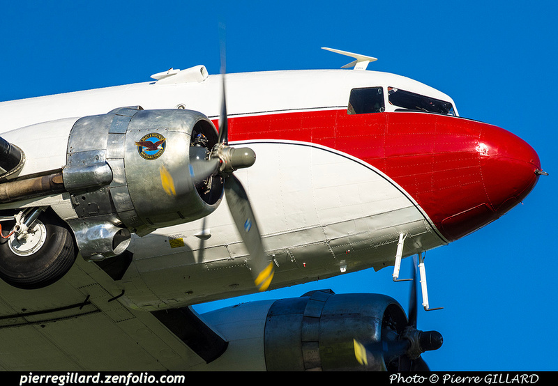 Pierre GILLARD: 2019-04-06 au 2019-06-06 - Plane Savers - Restauration du DC-3 C-FDTD &emdash; 2019-801709