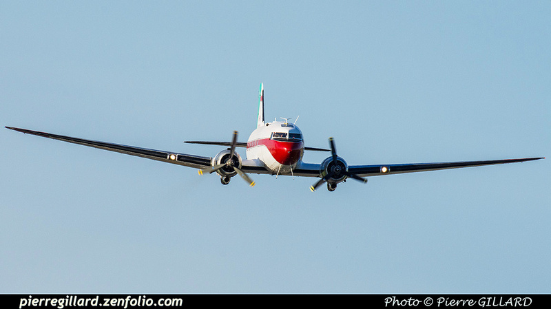 Pierre GILLARD: 2019-04-06 au 2019-06-06 - Plane Savers - Restauration du DC-3 C-FDTD &emdash; 2019-801787