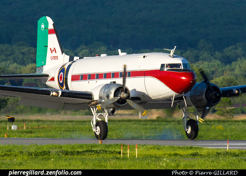 Pierre GILLARD: 2019-04-06 au 2019-06-06 - Plane Savers - Restauration du DC-3 C-FDTD &emdash; 2019-801799