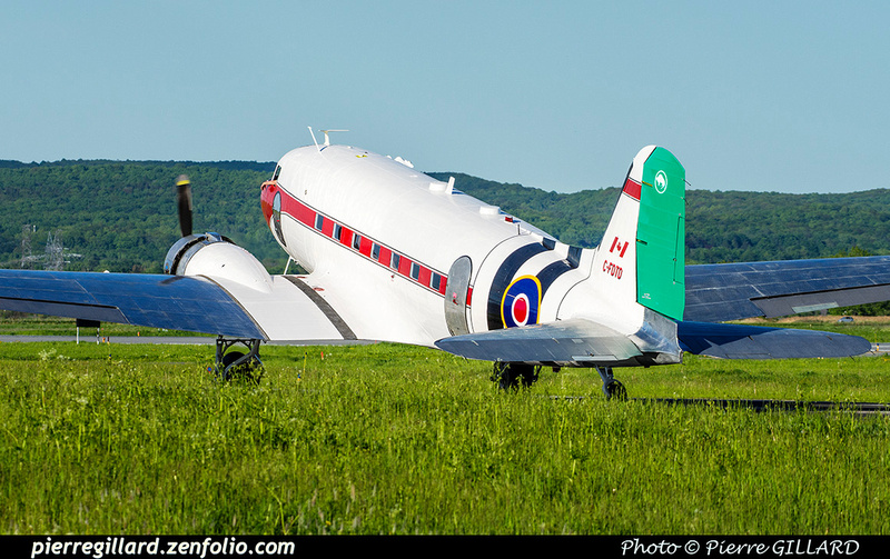 Pierre GILLARD: 2019-04-06 au 2019-06-06 - Plane Savers - Restauration du DC-3 C-FDTD &emdash; 2019-801635