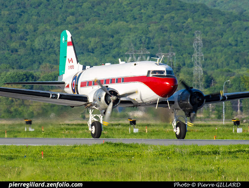 Pierre GILLARD: 2019-04-06 au 2019-06-06 - Plane Savers - Restauration du DC-3 C-FDTD &emdash; 2019-801665