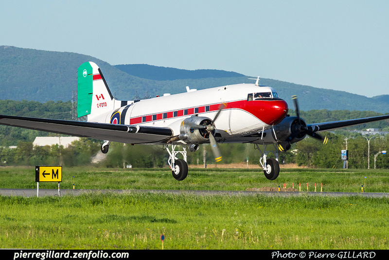 Pierre GILLARD: 2019-04-06 au 2019-06-06 - Plane Savers - Restauration du DC-3 C-FDTD &emdash; 2019-801670