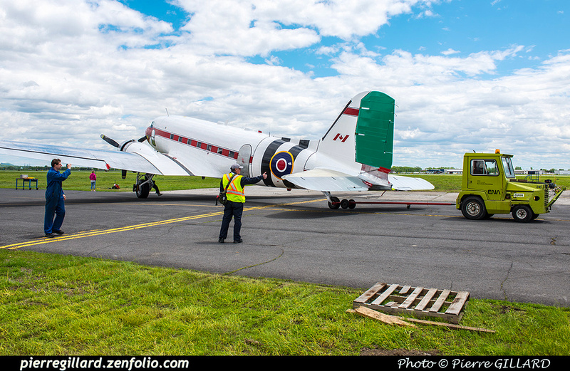 Pierre GILLARD: 2019-04-06 au 2019-06-06 - Plane Savers - Restauration du DC-3 C-FDTD &emdash; 2019-622261