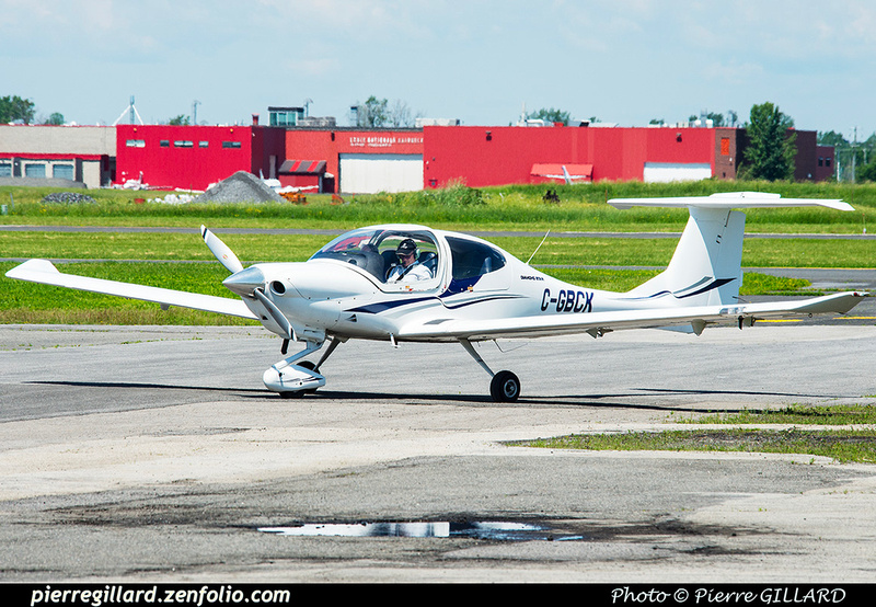 Pierre GILLARD: Private Aircraft - Avions privés : Canada &emdash; 2019-425028