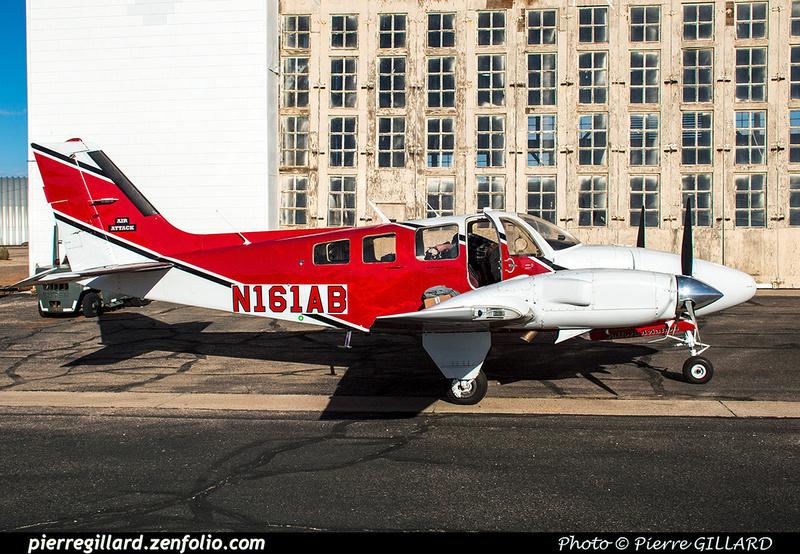 Pierre GILLARD: Safford Aviation Service &emdash; 2019-528823