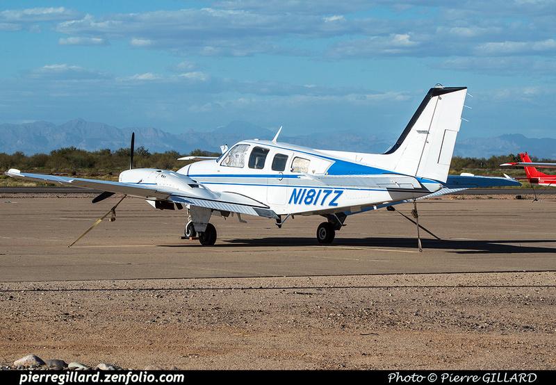 Pierre GILLARD: Private Aircraft - Avions privés : U.S.A. &emdash; 2019-528805