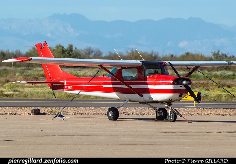 Pierre GILLARD: Private Aircraft - Avions privés : U.S.A. &emdash; 2019-528807