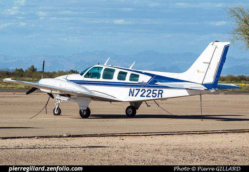 Pierre GILLARD: Private Aircraft - Avions privés : U.S.A. &emdash; 2019-528802