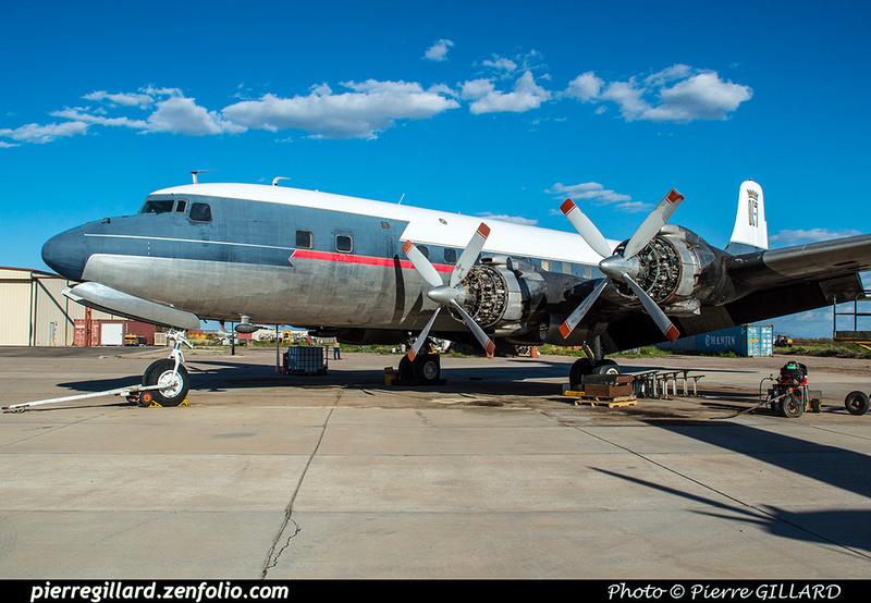 Pierre GILLARD: Douglas DC-7 &emdash; 2019-528872