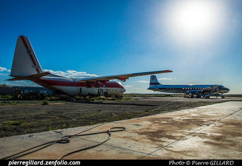 Pierre GILLARD: U.S.A. : P08 - Coolidge Municipal Airport, AZ &emdash; 2019-528841