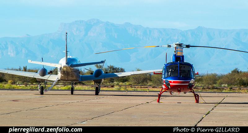 Pierre GILLARD: U.S.A. : P08 - Coolidge Municipal Airport, AZ &emdash; 2019-528863
