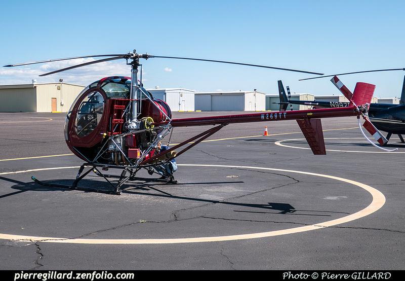 Pierre GILLARD: U.S.A. - Canyon State Aero &emdash; 2019-PA1000219