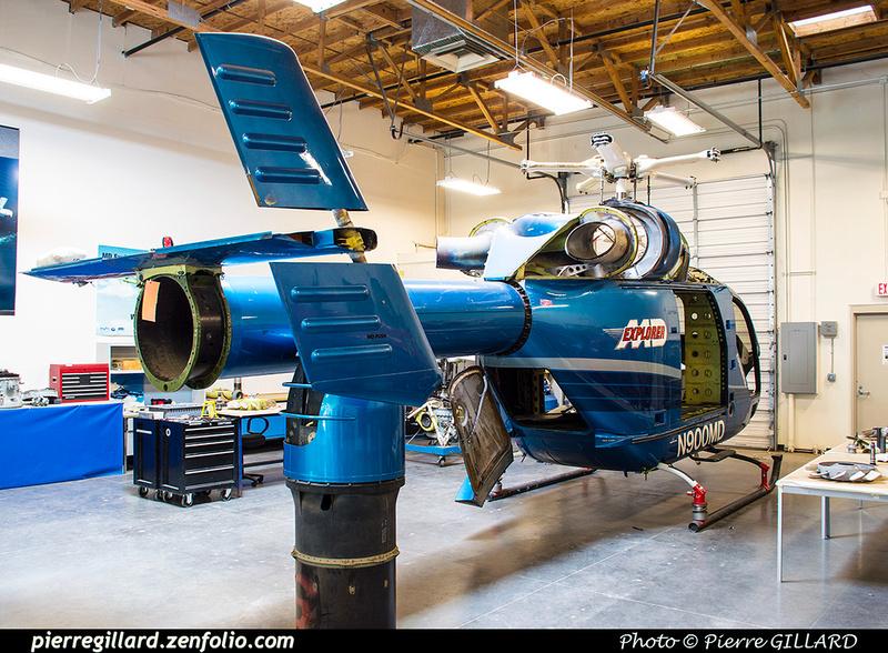 Pierre GILLARD: U.S.A. - MD Helicopters &emdash; 2019-528908