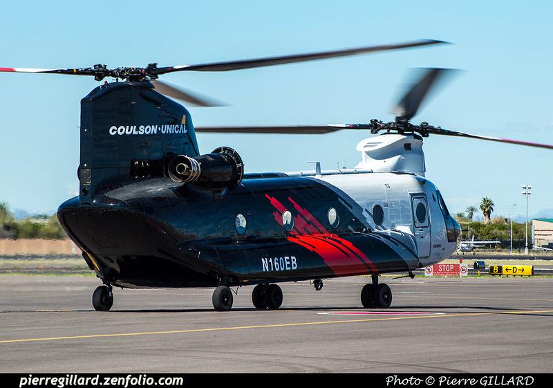 Pierre GILLARD: U.S.A. - Coulson Aviation &emdash; 2019-529019