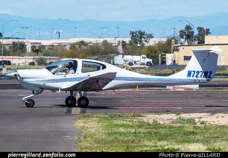 Pierre GILLARD: U.S.A. - CAE Oxford Aviation Academy &emdash; 2019-529033