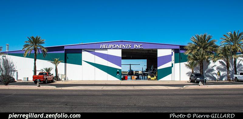 Pierre GILLARD: U.S.A. : KFFZ - Mesa Falcon Field, AZ &emdash; 2019-529064