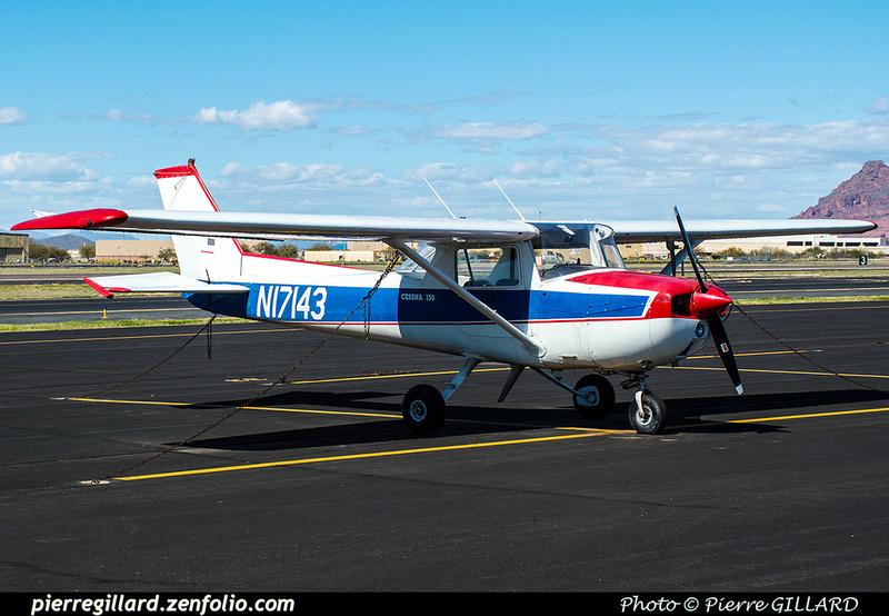 Pierre GILLARD: Private Aircraft - Avions privés : U.S.A. &emdash; 2019-529308