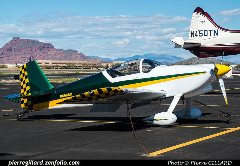 Pierre GILLARD: Private Aircraft - Avions privés : U.S.A. &emdash; 2019-529298