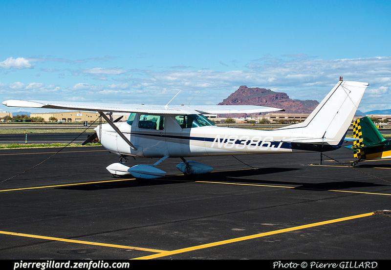 Pierre GILLARD: Private Aircraft - Avions privés : U.S.A. &emdash; 2019-529301