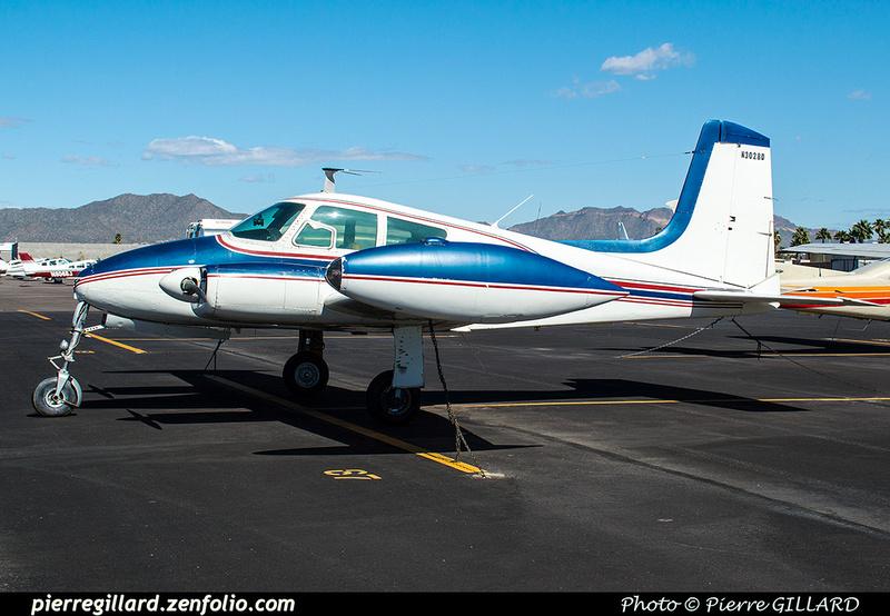 Pierre GILLARD: Private Aircraft - Avions privés : U.S.A. &emdash; 2019-529288