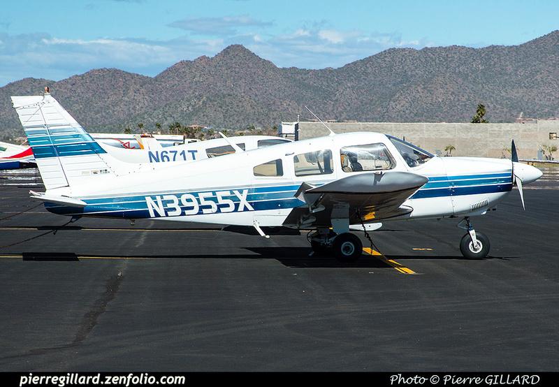 Pierre GILLARD: Private Aircraft - Avions privés : U.S.A. &emdash; 2019-529279