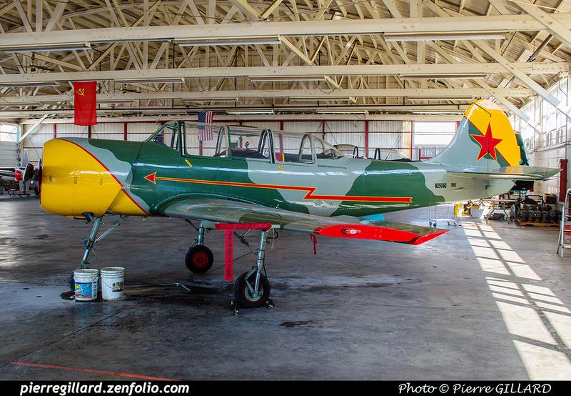 Pierre GILLARD: Other Vintage Piston Aircraft &emdash; 2019-529316